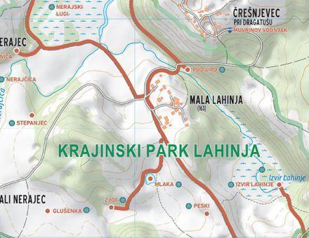 Vabilo k sodelovanju nastajanju novega upravljavskega načrta Krajinskega parka Lahinja